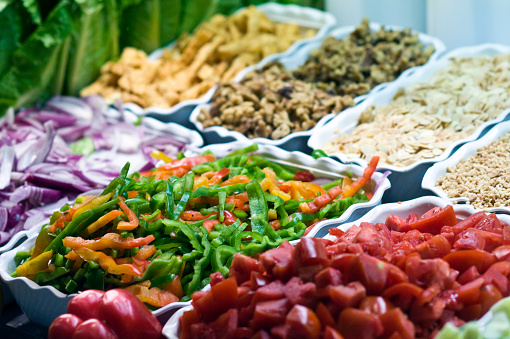 Delicatessen「Salad Bar」:スマホ壁紙(2)