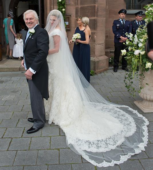 Crockery「Wedding Of Count Anton Andreas von Faber-Castell & Kate Stahl」:写真・画像(14)[壁紙.com]