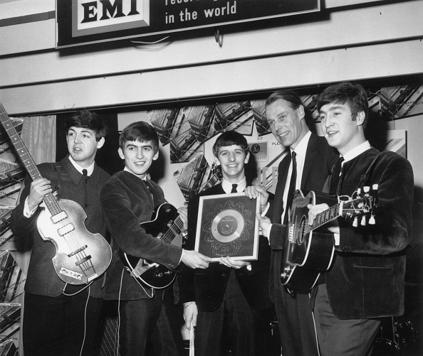 Producer「Silver For Beatles」:写真・画像(16)[壁紙.com]