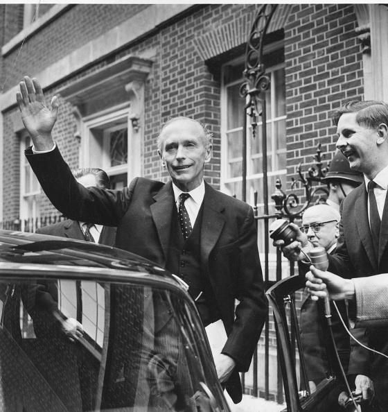 Prime Minister「Sir Alec Douglas Home」:写真・画像(0)[壁紙.com]