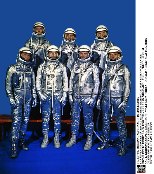 Astronaut「Original Astronauts In Space Suits」:写真・画像(16)[壁紙.com]