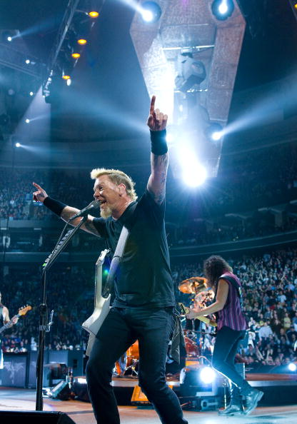 Wells Fargo Center - Philadelphia「Metallica In Concert」:写真・画像(12)[壁紙.com]