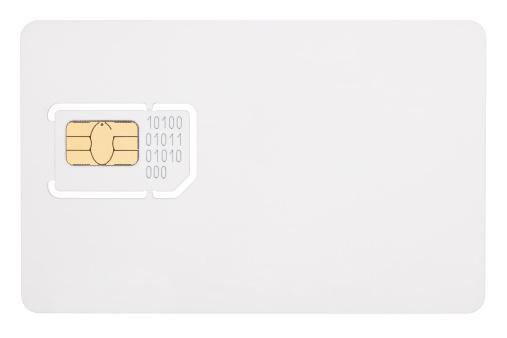 Electronics Industry「Sim card.」:スマホ壁紙(1)