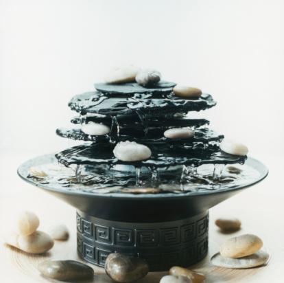 Feng Shui「Zen Fountain」:スマホ壁紙(7)