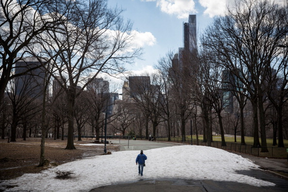 マンハッタン セントラルパーク「First Day Of Spring Arrives After Extremely Harsh Winter」:写真・画像(10)[壁紙.com]