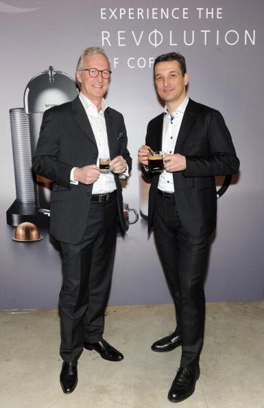 On Top Of「Nespresso Celebrates The Revolution Of Coffee With New VertuoLine System」:写真・画像(18)[壁紙.com]