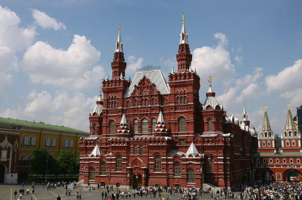 Red Square「Moscow, Russia」:写真・画像(3)[壁紙.com]