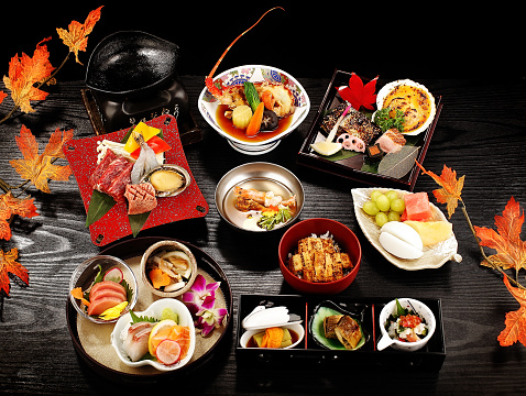 Japanese Food「Japanese cuisine」:スマホ壁紙(7)