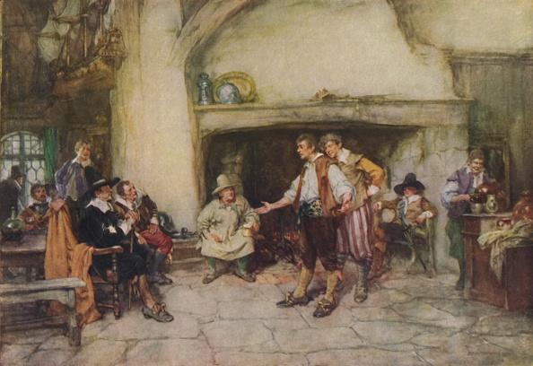 17th Century「Relating His Grievances」:写真・画像(16)[壁紙.com]