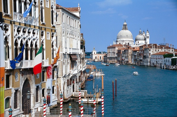 Grand Canal - Venice「View of Venice from the Canale Grande, Italy, Photography, 2005」:写真・画像(11)[壁紙.com]