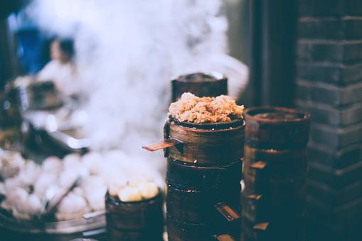 Szechuan Cuisine「Dim sum in Chengdu, China」:スマホ壁紙(14)