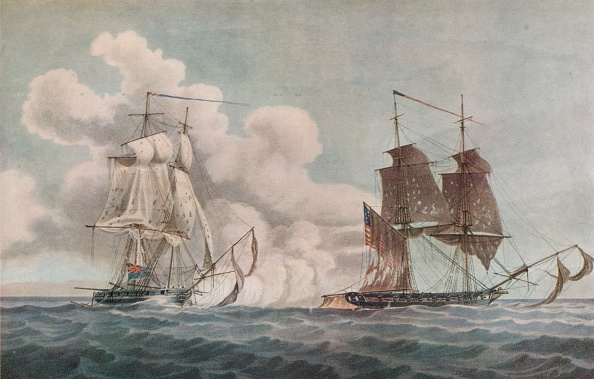 Ship「Packet Boat and Privateer」:写真・画像(15)[壁紙.com]