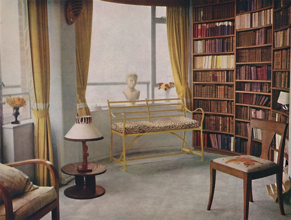 Yellow「Campbell-Grant: Living-Room In A Flat For Humphrey Thackrah」:写真・画像(13)[壁紙.com]