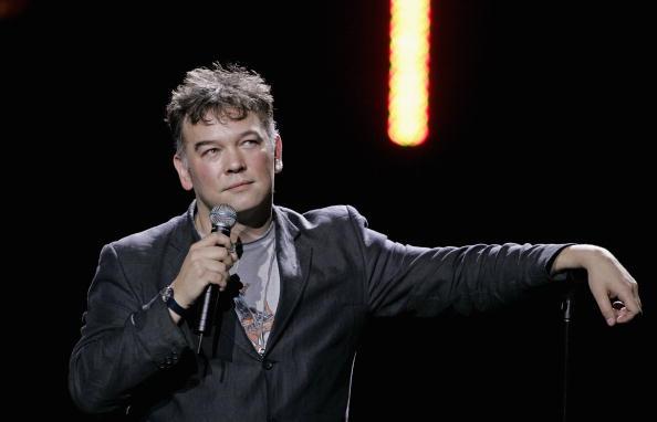 Comedian「Teenage Cancer Trust: Ricky Gervais」:写真・画像(3)[壁紙.com]
