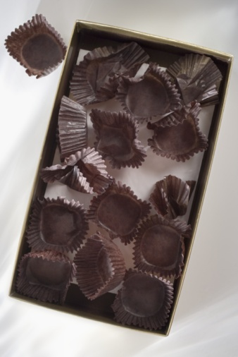 Empty Box「Empty box of chocolates」:スマホ壁紙(5)