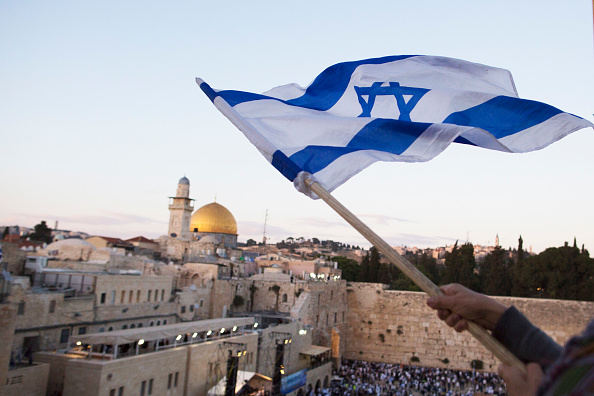 East Jerusalem「Israeli flag March Takes Place During Jerusalem Day」:写真・画像(3)[壁紙.com]