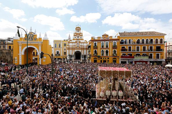 Easter「Easter Processions In Seville」:写真・画像(16)[壁紙.com]