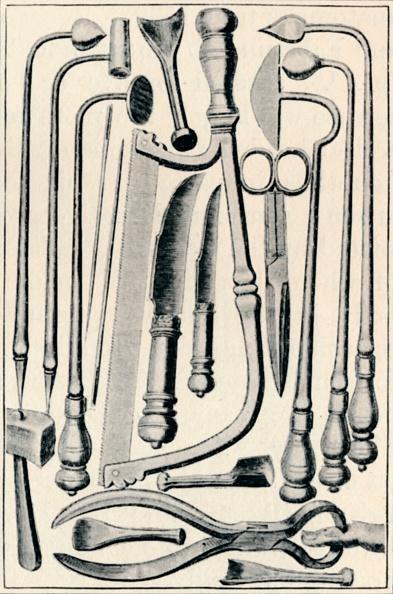 17th Century「Surgical Instruments, 1639, (1903)」:写真・画像(18)[壁紙.com]