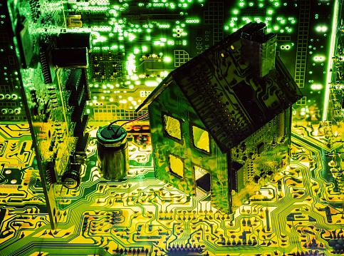 Home Automation「Modern Smart Home」:スマホ壁紙(7)