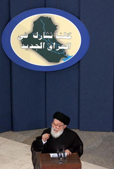 Iraqi Governing council「Iraqi Council Signs Interim Constitution」:写真・画像(4)[壁紙.com]
