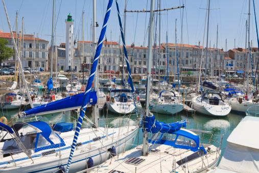 Nouvelle-Aquitaine「Vieux Port, the harbour, La Rochelle, Charente-Maritime, France」:スマホ壁紙(10)
