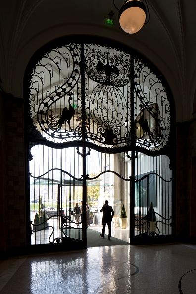 Wrought Iron「Former Gresham Palace」:写真・画像(14)[壁紙.com]