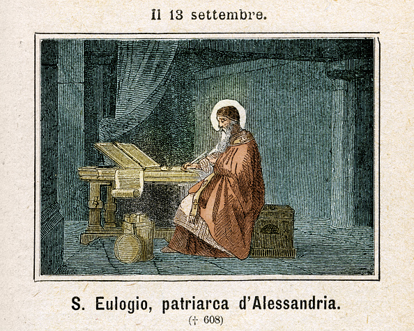 Fototeca Storica Nazionale「Saint Eulogius Of Alexandria」:写真・画像(19)[壁紙.com]