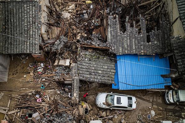 Vertebrate「Typhoon Nepartak Hits China's Fujian Province」:写真・画像(18)[壁紙.com]