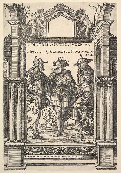 Patriotism「The Three Jewish Heroes (Die Drei Guten Juden)」:写真・画像(14)[壁紙.com]