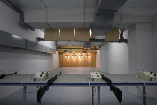 Target Shooting「Shooting Range」:スマホ壁紙(1)