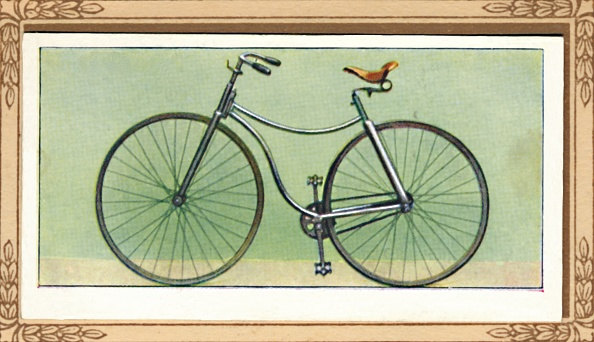 Safety「Rover Safety Bicycle」:写真・画像(6)[壁紙.com]