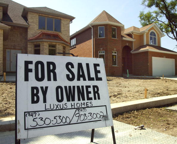 For Sale「New Homes Sales Up In July」:写真・画像(5)[壁紙.com]