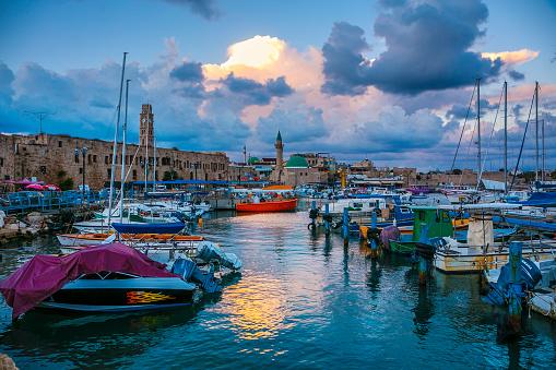 UNESCO「Old Port of Akko in Israel」:スマホ壁紙(9)