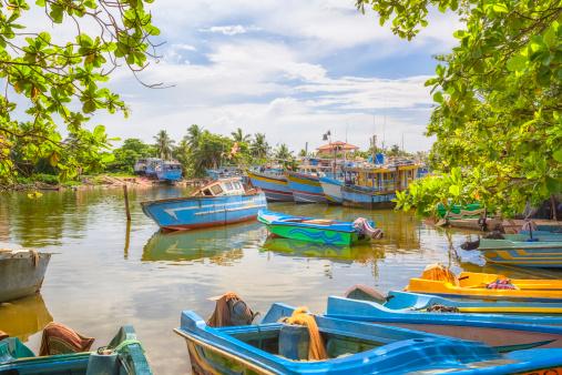 Sri Lanka「Old Port of Negombo / Sri Lanka」:スマホ壁紙(17)