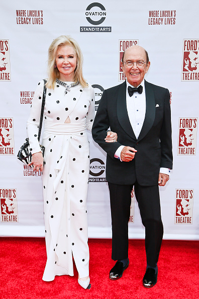 Wilbur Ross「Ovation TV is the Red Carpet Sponsor of the 2019 Ford's Theatre Gala」:写真・画像(3)[壁紙.com]