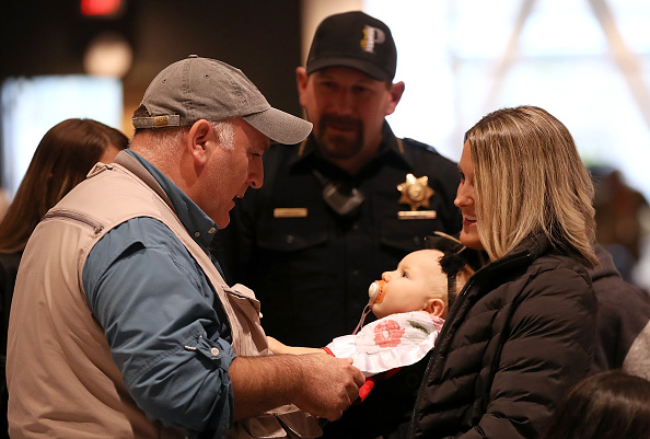 Police Chief「Paradise, California Continues Recovery Efforts From The Devastating Camp Fire」:写真・画像(19)[壁紙.com]