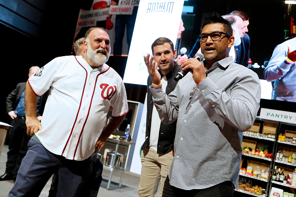 Paul Zimmerman「DC Central Kitchen's Capital Food Fight 2019」:写真・画像(6)[壁紙.com]