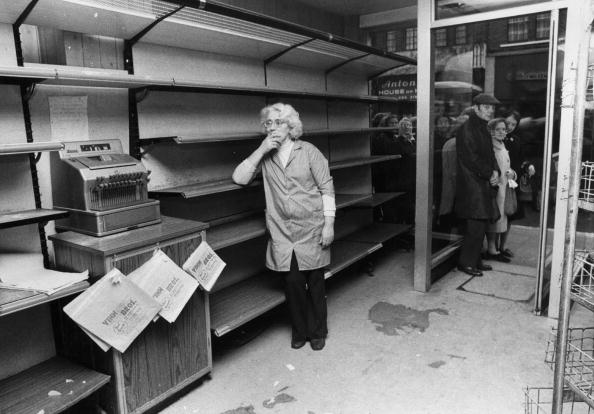 Employment And Labor「All Gone」:写真・画像(4)[壁紙.com]