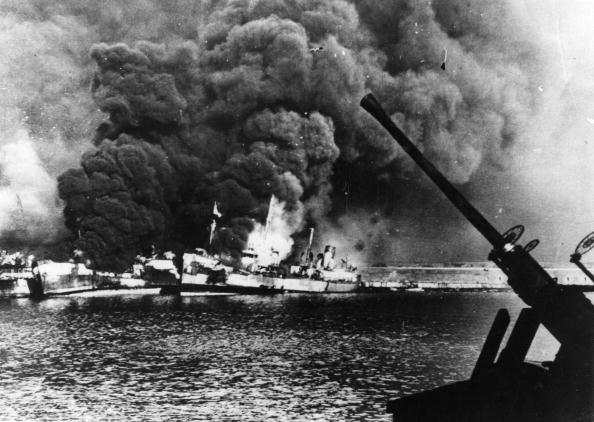 World War II「Blazing Battleships」:写真・画像(16)[壁紙.com]