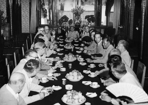 Dining Room「Chinese Reception」:写真・画像(3)[壁紙.com]