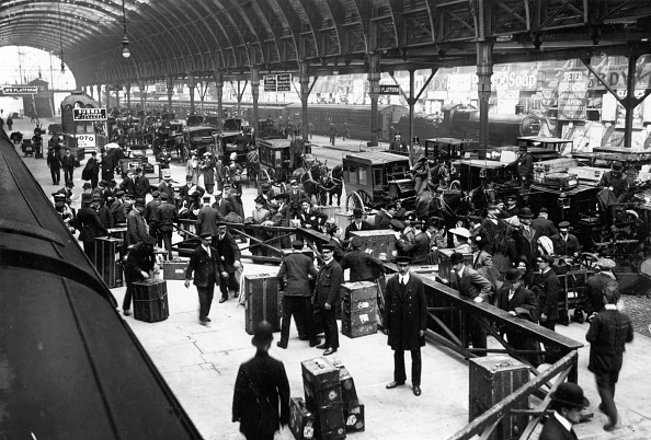 Station「Paddington Station」:写真・画像(18)[壁紙.com]