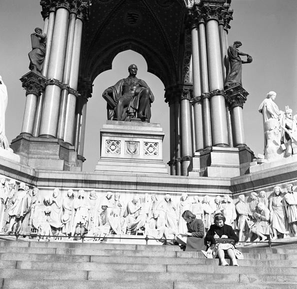 Kensington Gardens「The Albert Memorial」:写真・画像(14)[壁紙.com]
