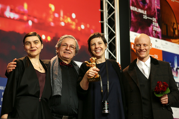 ベルリン国際映画祭「Award Winners Press Conference - 68th Berlinale International Film Festival」:写真・画像(19)[壁紙.com]