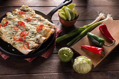 Sour Cream「Chorizo Enchiladas」:スマホ壁紙(11)