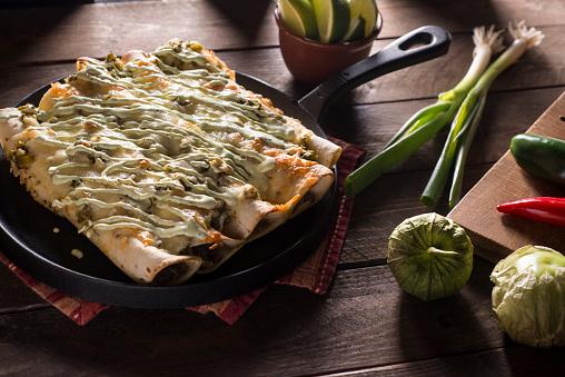 Griddle「Chorizo Enchiladas」:スマホ壁紙(16)
