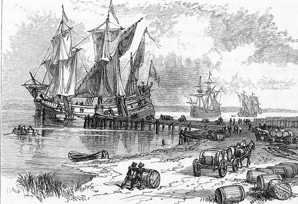 17th Century「Tobacco Trade」:写真・画像(8)[壁紙.com]