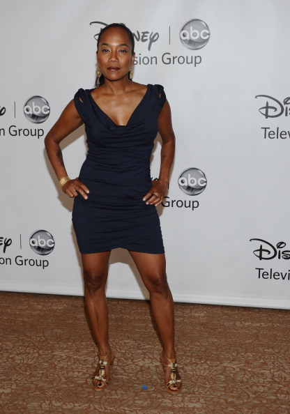 "Sonja Sohn「Disney ABC Television Group's ""TCA 2011 Summer Press Tour"" - Arrivals」:写真・画像(7)[壁紙.com]"