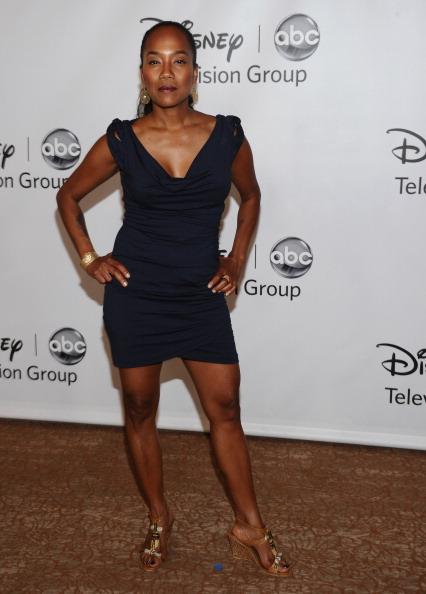 "Sonja Sohn「Disney ABC Television Group's ""TCA 2011 Summer Press Tour"" - Arrivals」:写真・画像(18)[壁紙.com]"