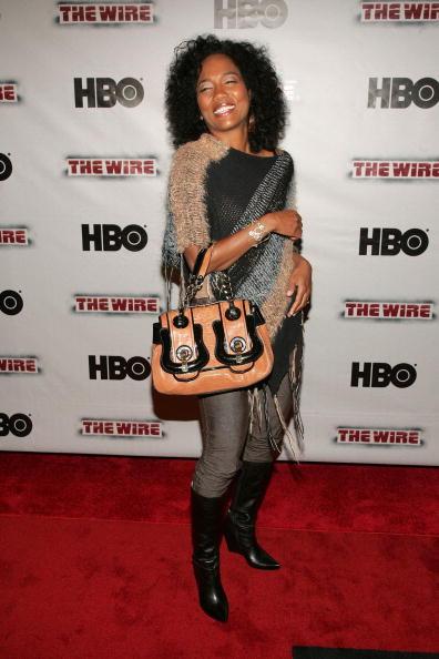 "Sonja Sohn「HBO Premieres ""The Wire"" - Arrivals」:写真・画像(16)[壁紙.com]"
