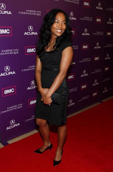 Sonja Sohn「23rd Annual American Cinematheque Honors Samuel L. Jackson - Arrivals」:写真・画像(0)[壁紙.com]